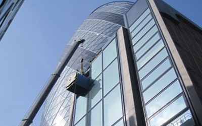 The Gherkin Boiler Replacement